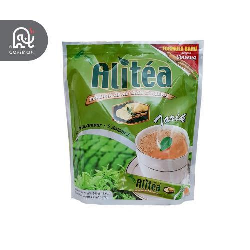 علی تی مدل شیر چای زنجبیلی 30 عددی