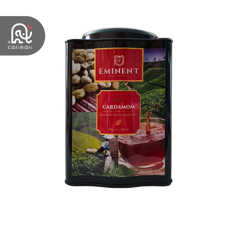 چای سیاه امیننت  با طعم هل  250 گرمی Eminent