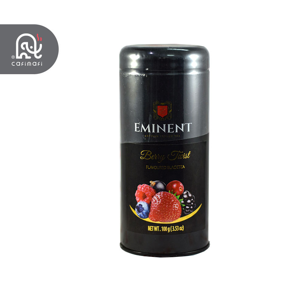 چای سیاه امیننت  مخلوط انواع توت ها 250 گرمی