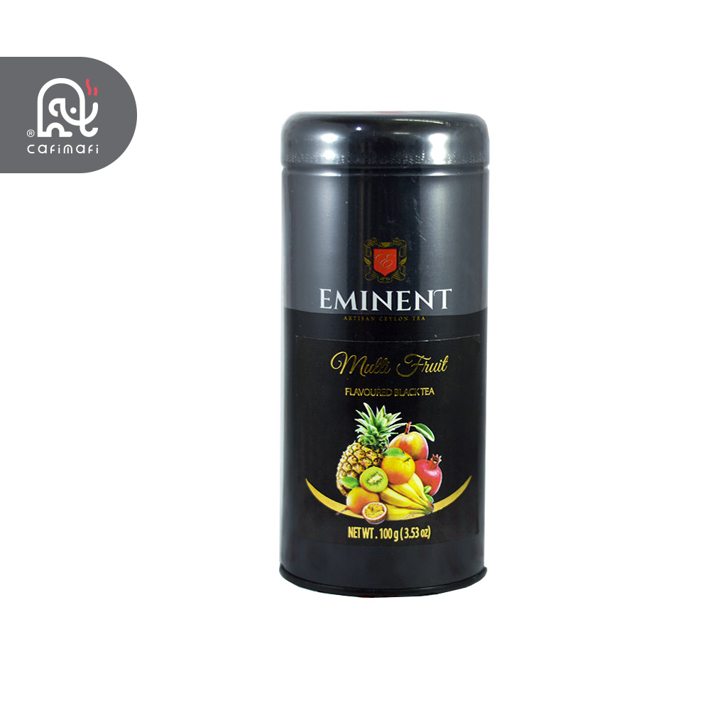 چای سیاه امیننت طعم میوه ای 250 گرمی Eminent
