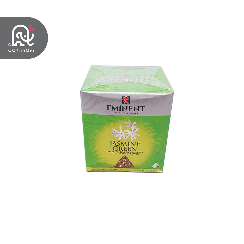 چای کیسه ای  امیننت با طعم گل یاس