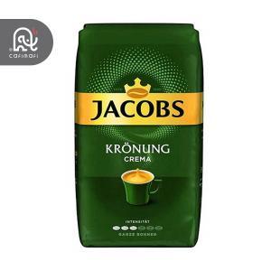 دانه قهوه جاکوبز مدل کرونانگ کرما 1 کیلوگرم