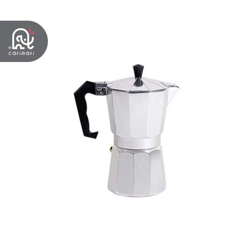 قهوه جوش رو گازی موکاپات مدل  3 کاپ