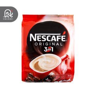 قهوه فوری نسکافه 3*1 اورجینال 30 عددی