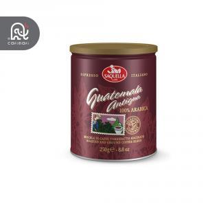 قهوه  گواتمالا ساکوئلا ایتالیا 250 گرمی
