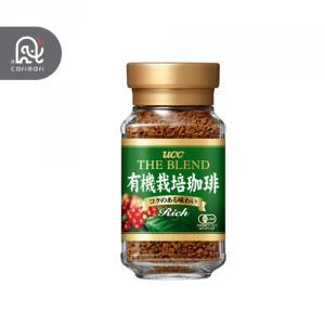 پودر قهوه فوری گلد ارگانیک  یو سی سی ژاپن مدل Organic coffee