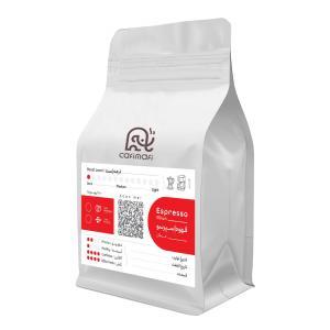 قهوه  اسپرسو کافی مافی مدل میلان (100%ربوستا)
