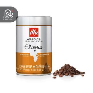 قهوه ایلی مدل اتیوپی دانه 250 گرمی