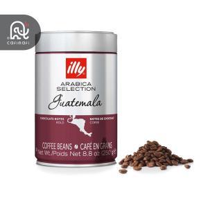 قهوه سینگل اورجین ایلی گواتمالا  دانه 250 گرمی