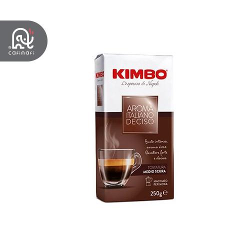 قهوه کیمبو مدل Deciso