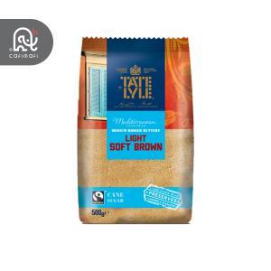 شکر قهوه تیت لی انگلیس  مدل  Light Soft Brown