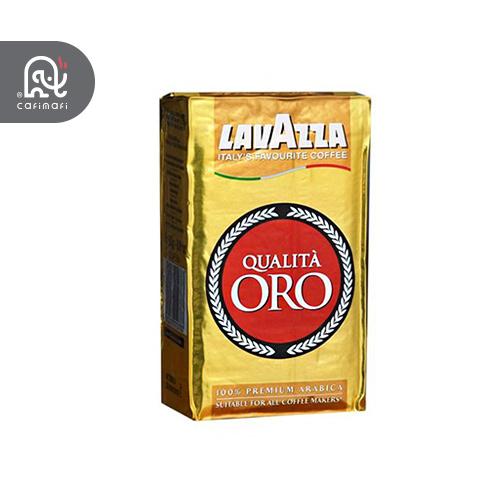 قهوه لاوازا کوالیتا اورو 250 گرمی  Qualita Oro