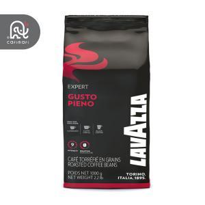 دانه قهوه لاواتزا مدل گوستو پینو 1 کیلوگرم (Gusto Pieno)