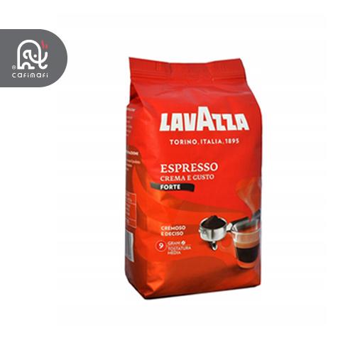 قهوه لاوازا فورته کرما گوستو یک کیلویی   Cerma E Gusto Forte