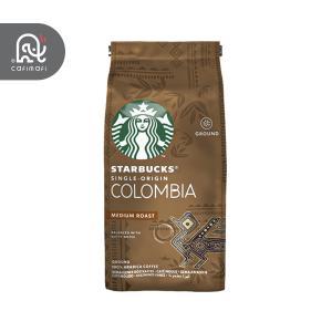 قهوه استارباکس کلمبیا سینگل اورجین  200گرمی