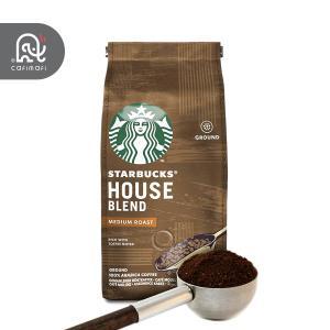 قهوه استارباکس هوس بلند House blend