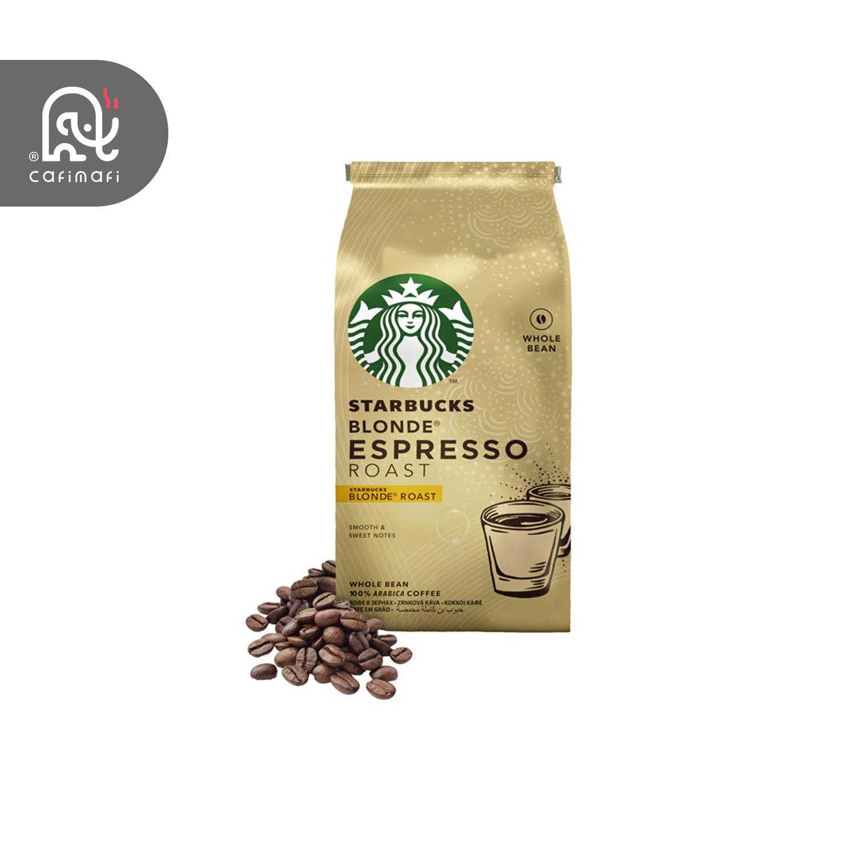 قهوه استارباکس اسپرسو بلوند
