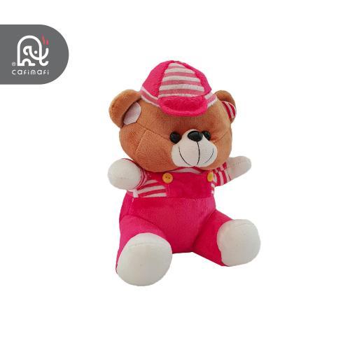 عروسک خرس اسپرت