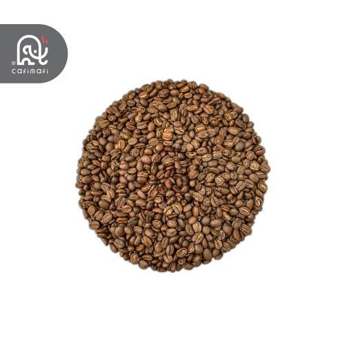 دانه قهوه اتیوپی