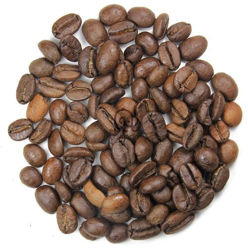 دانه قهوه پرو