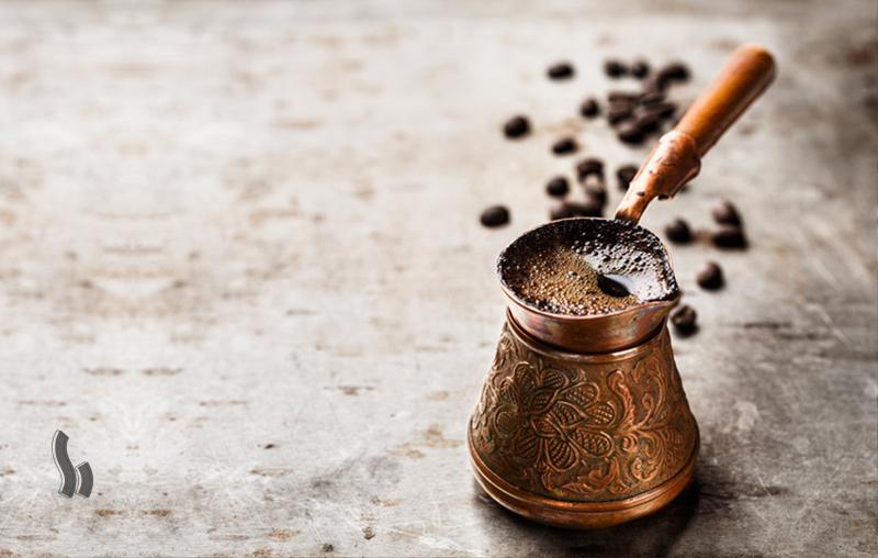 انواع قهوه - قهوه ترک