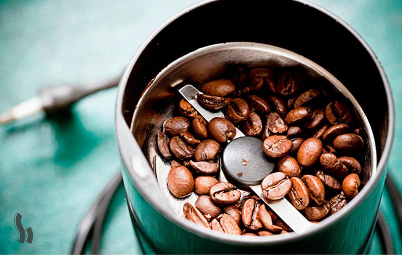 آسیاب قهوه تیغه ای