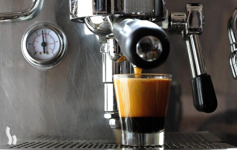 روش تهیه قهوه اسپرسو