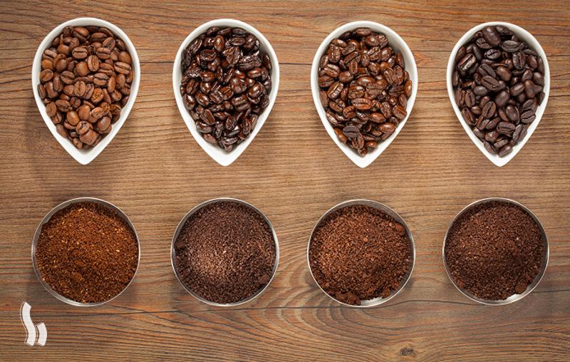 انواع دانه و روش تهیه قهوه های کمیاب
