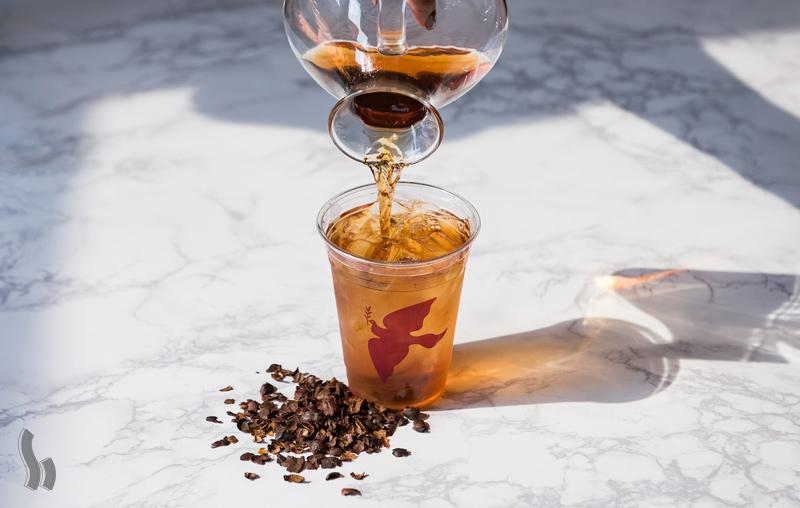 روش تهیه قهوه کاسکارا