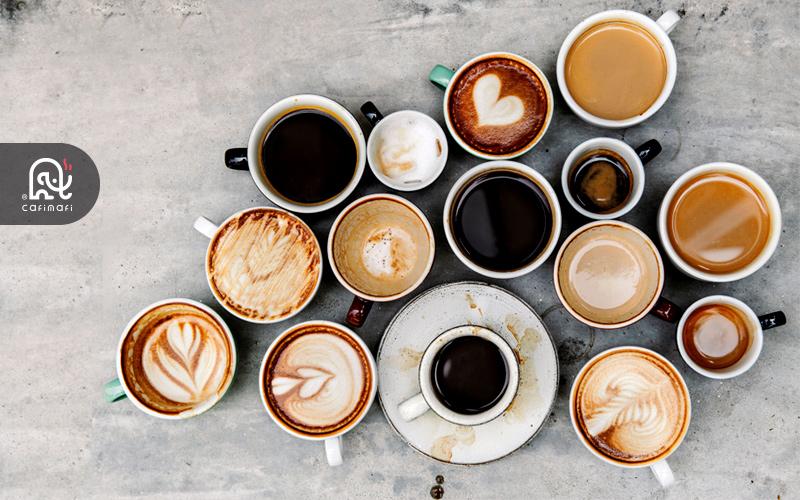 37 روش تهیه قهوه