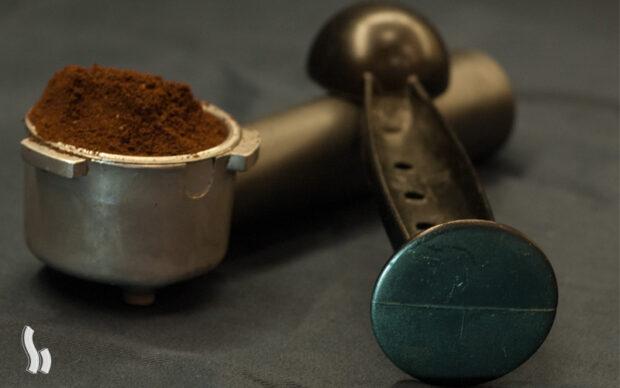 تمپر قهوه اسپرسو ساز
