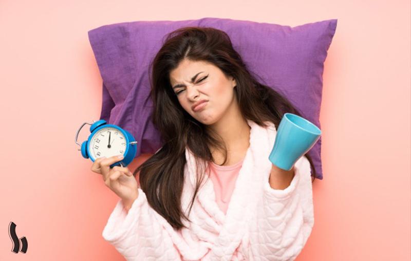 بی خوابی نوجوانان و اثرات قهوه