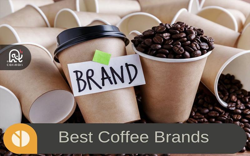 مارک قهوه و معروف ترین آنها