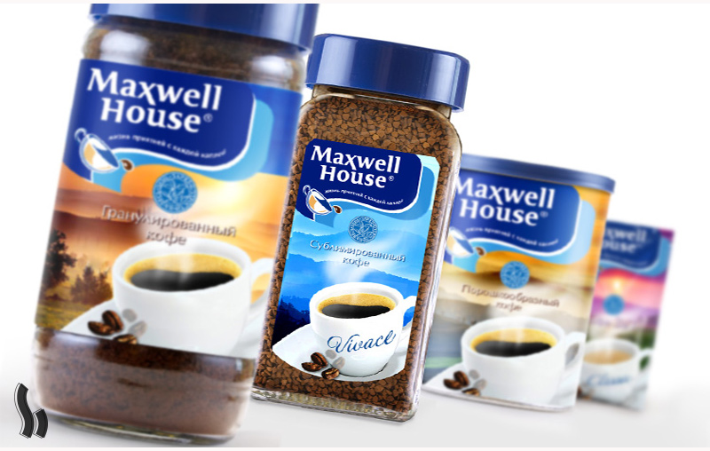 مارک قهوه ماکسول هاوس