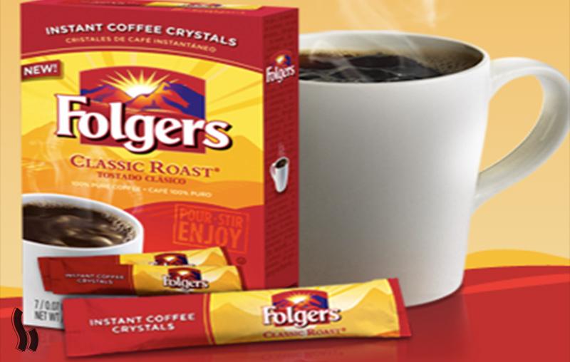 فولگرز در برند قهوه